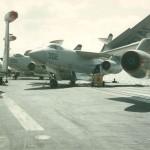 Flight Deck scene 1957