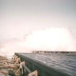 Heavy Seas over the bow 1957