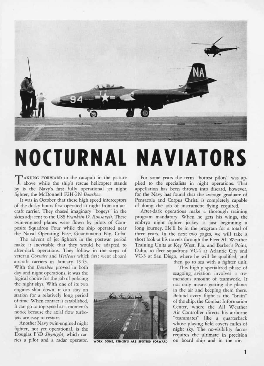 NAVAL AVIATION NEWS OCT 1963 VIETNAM USMC HMM UH-34D / USS CORAL SEA / S2F VS