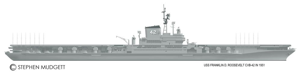 FDR 1951