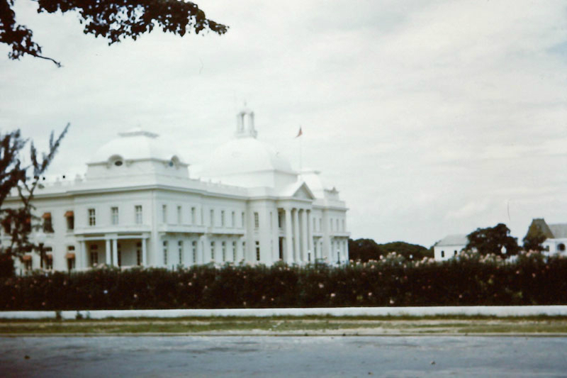 q-003 Presidential Palace