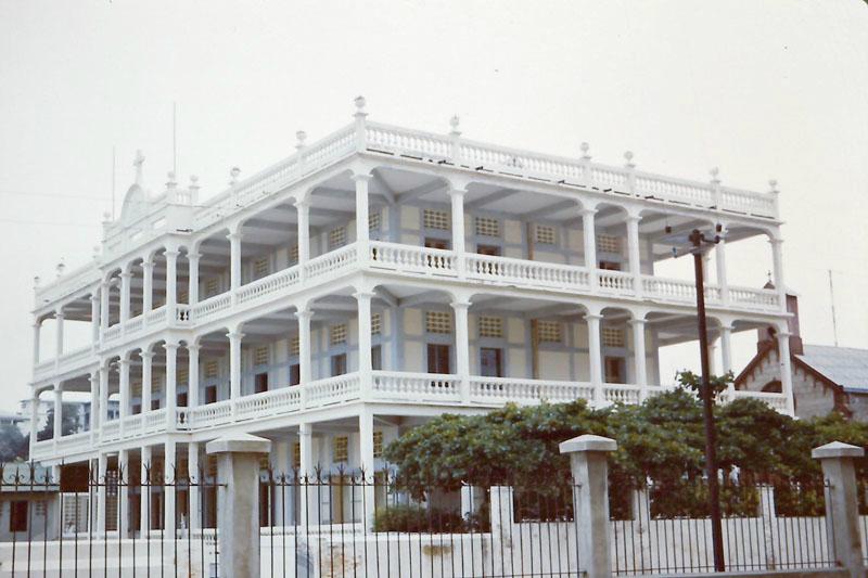 q-004 Predident's House