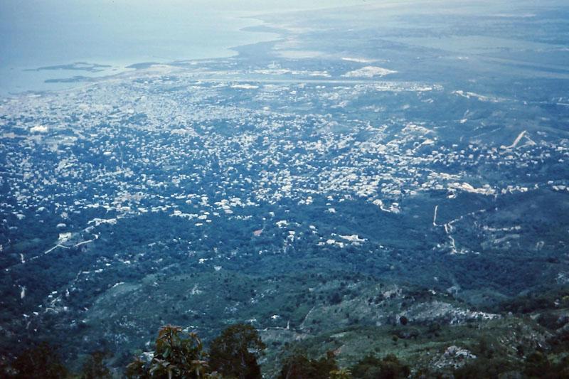 q-022 Port au Prince, Haiti