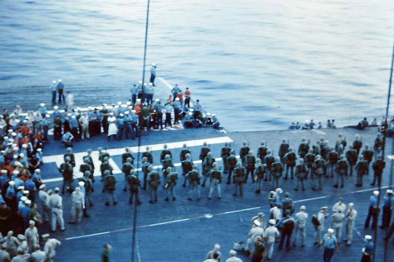 t-032 Marine landing party