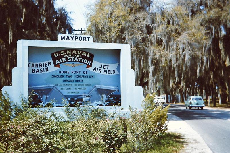 u-001 Mayport Carrier Basin