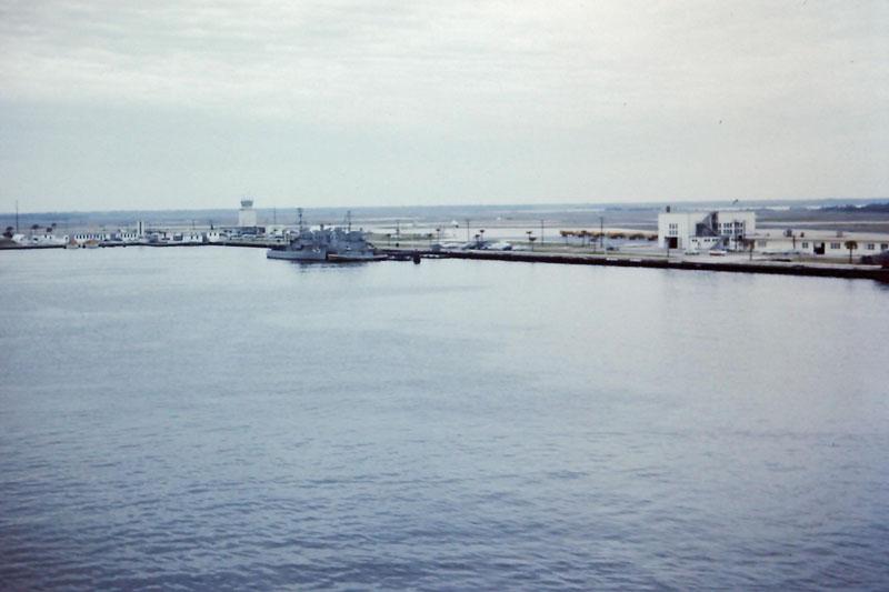 u-008 air field NAS Mayport