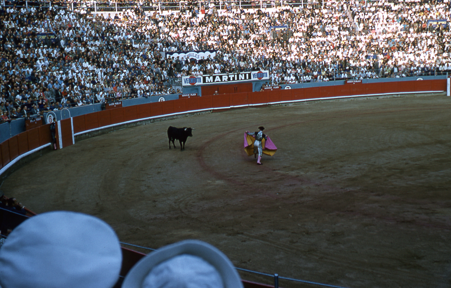22-jun60-barcelona-bullfights