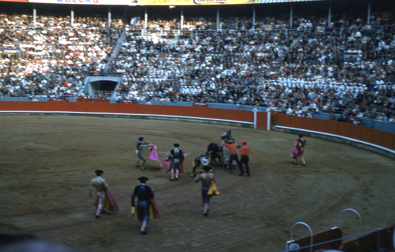 23-jun60-barcelona-bullfights