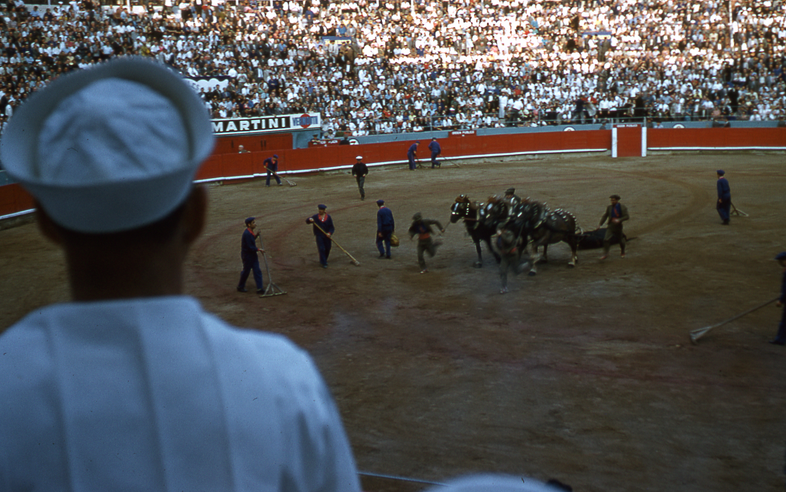 26-jun60-barcelona-bullfights