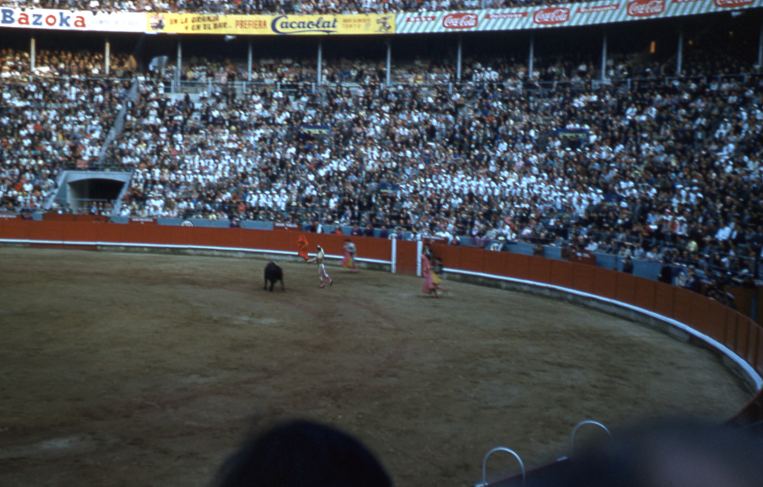 28-jun60-barcelona-bullfights