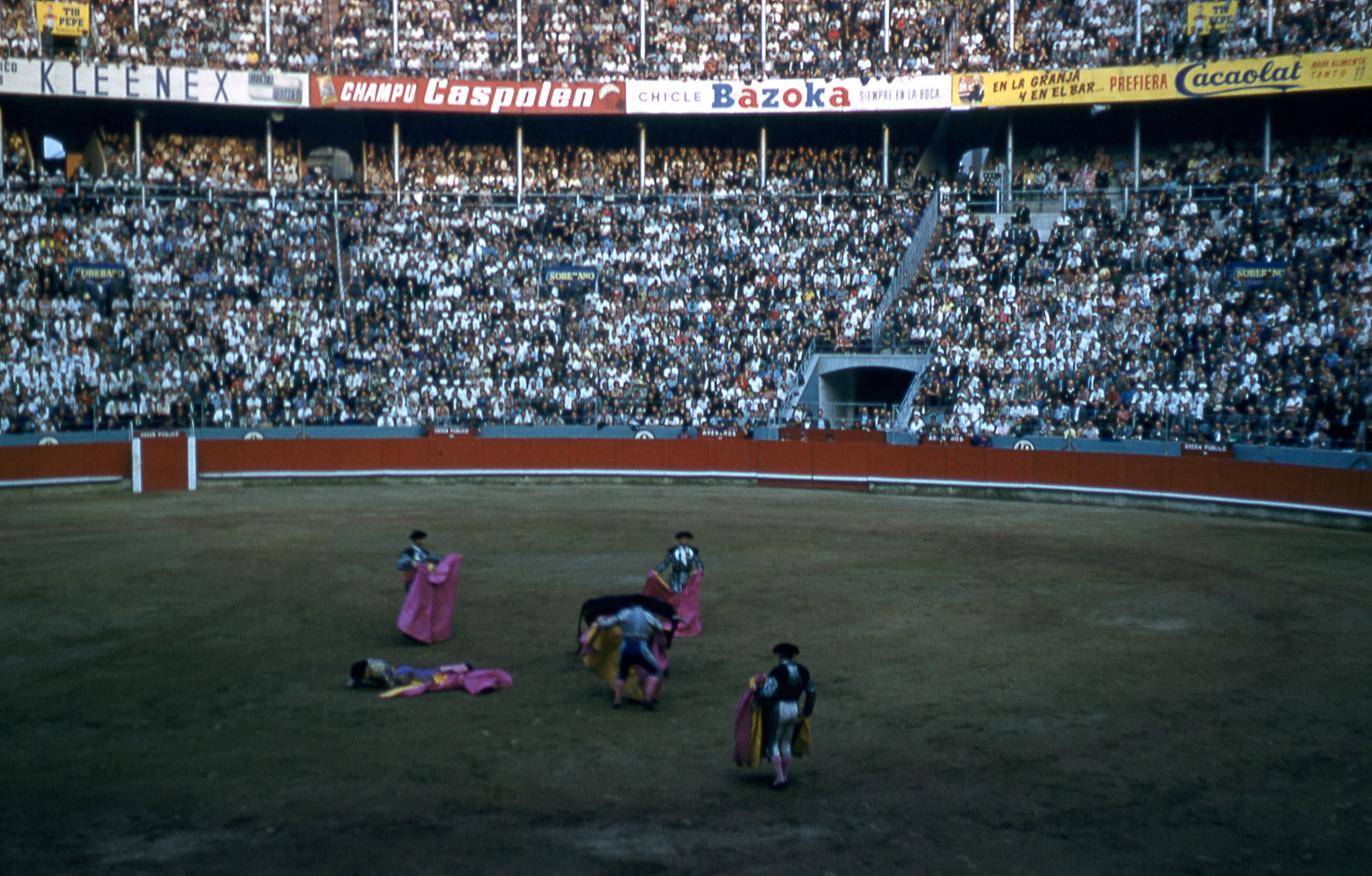 30-jun60-barcelona-bullfights