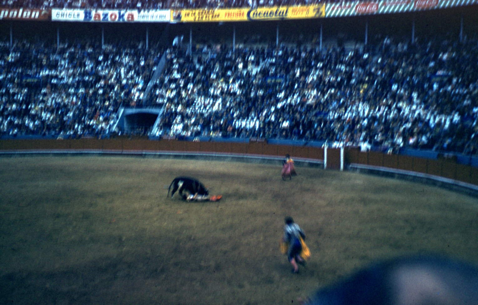 34-jun60-barcelona-bullfights