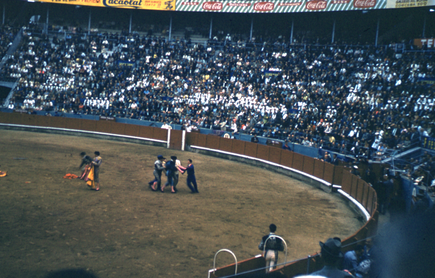 35-jun60-barcelona-bullfights